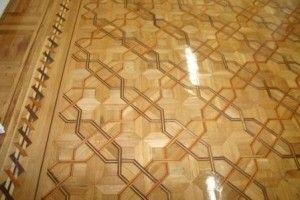 Lijado de parquet Mosaico